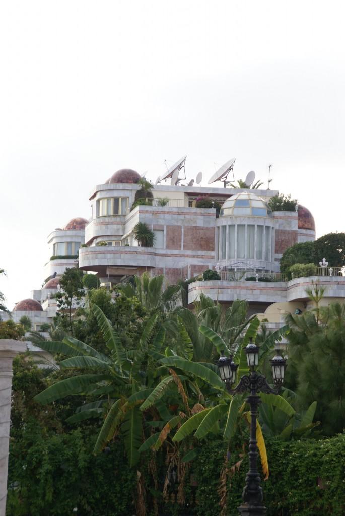 Pałac szeika Marbella - fot Joanna Wędrychowicz