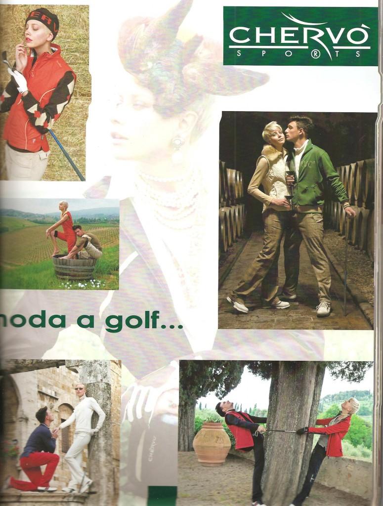 moda w katalogu GOLF