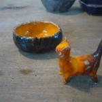 kotek i miseczka wyk. Dorota Kunecka