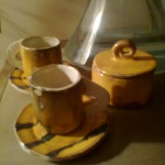 komplet śniadaniowy wyk. Dorota Kunecka